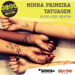 0800 - Cultura Urbana Livre #14 (Beat98 - 02-06-14)