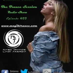 Antonino Tizzano Present The Trance Session Episode 022