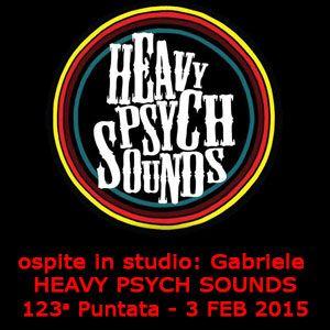 123 - Night Shift - HEAVY PSYCH SOUNDS - 3 Feb 2015