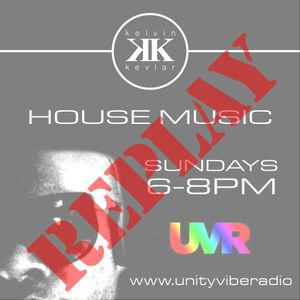 Sundays with Kelvin Kevlar in the mix (Hour 1)