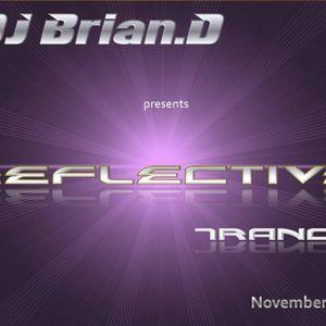 DJ Brian.D - Reflective Trance 008 November 2009 (Part 1)