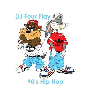 DJ Four Play - 90's Hip Hop