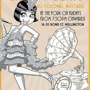 Crafty Beats (Colonel Mustard in the pub with a pint) - 22nd July 2016
