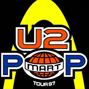 U2 - 20 September 1997 - Reggio Emilia - Broadcast