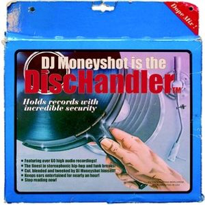 DJ Moneyshot - The Dischandler