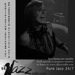 Epi.63_Lady Smiles swinging Nu-Jazz Xpress_Feb. 2013