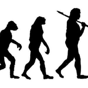 Science: Theory of Evolution (Charles Darwin)