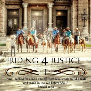 Riding 4 Justice - Teresa Morris on WGLRO RADIO The DWMS