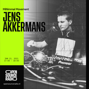 MiNimmal Movement w/ Jens Akkermans | 21-01-2021