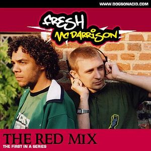 DJ Fresh & MC Darrison - The Red Mix for DOA (15-06-2004)