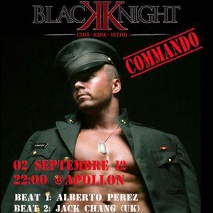 Live @ BlacKKnight Commando - Montreal