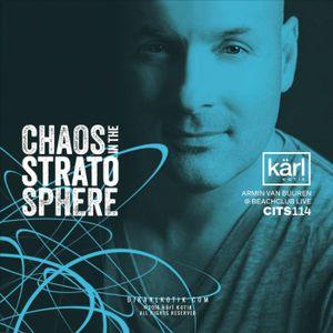dj karl k-otik - chaos in the stratosphere episode 114 - dj kärl k-otik LIVE @ beachclub with armin