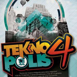 Mix de abril (Teknopolis 4)