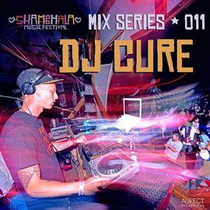 Shambhala 2014 Mix Series 011 - DJ Cure