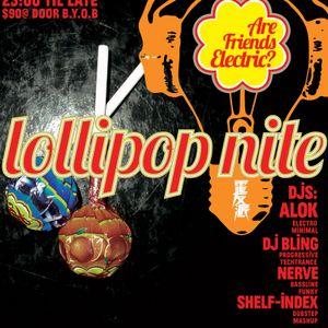 Lollipop Nite Set @ XXX 2011-11-18