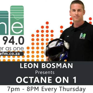 One FM 94.0 - Octane on One -  Leon discusses RC Drifting 09022017