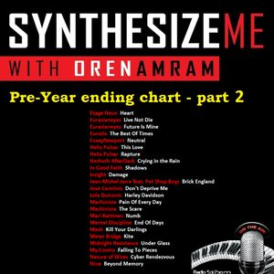 Synthesize Me #200 - 27/11/2016 - Hour 2 - pre-year ending chart
