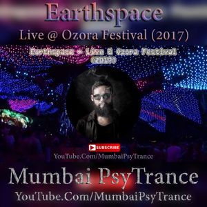 Earthspace – Live @ Ozora Festival (2017)