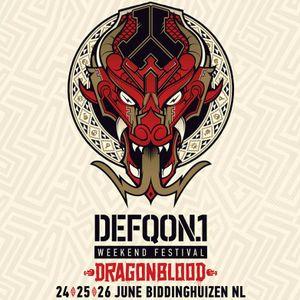 Bodyshock & Furyan @ Defqon.1 Weekend Festival 2016 - Black Stage