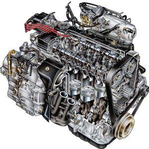 the engine 2