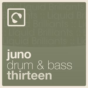 Juno Drum & Bass Podcast 13 - Liquid Brilliants mixed by Jebar