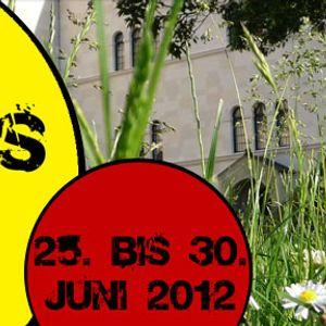 Dreschwerk in the Mix @ Bildungscamp, LMU München 28-06-12