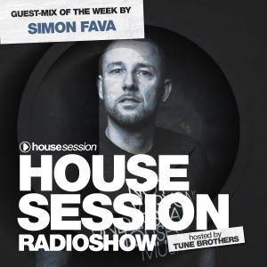 Housesession Radioshow #1217 feat. Simon Fava (16.04.2021)