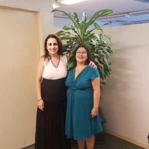 Dras. Claudia Arecha y Verónica Torres