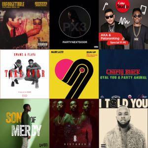 2017 : RnB Reggae Afrobeat #01 New Music