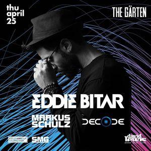 Eddie Bitar Live @ The Garten, Beirut, Lebanon 25-04-2019