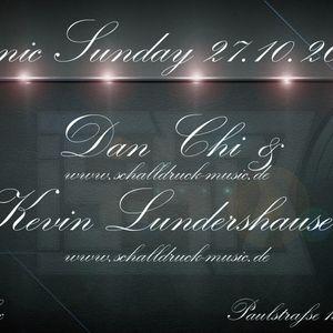 27.10.2013 Electronic Sunday mit Kevin Lundershausen