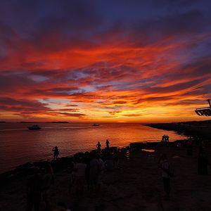 3 Hour Sunset Mix - Recorded Live @ Orange Corner, Ibiza