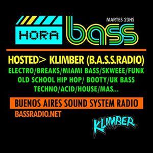 Hora Bass (programa7) Invitado:Loder - Hosted:Klimber