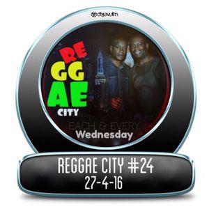 REGGAE CITY #24