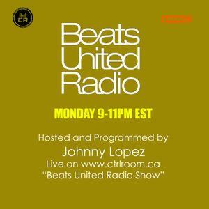 Johnny Lopez @ Beats United Radio - March 21 2016 - CTRL ROOM
