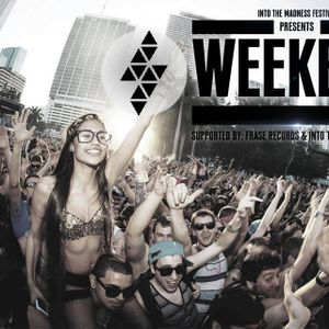 DRZ BLACK Live @ Weekend Fest 2-8-2015