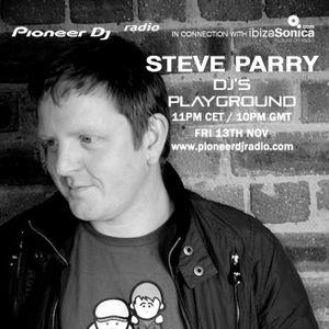 Steve Parry - Pioneer DJ's Playground