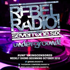 2016-11-18 Rebel Radio 716 Show 104