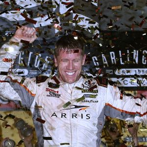 Carl Edwards Announcement 01/11/2017