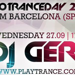 DJ Geri @ Solotrance Day 2017 (Year 2004)