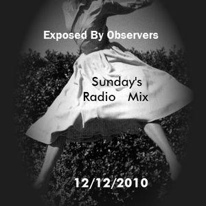 Sunday's Radio Mix - 12/12/2010 - 1st Hour