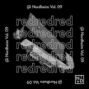 redredred @ Nordheim Vol. 09 // 13.07.2018