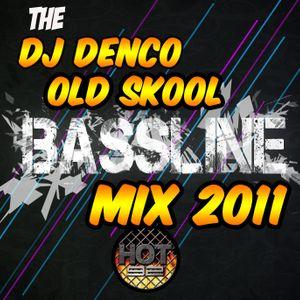 DJ Denco's Old Skool Bassline Mix