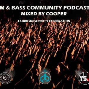 DnB Community Podcast 001 - Mixed by Cooper