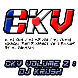 C.K.V. Volume 2 : Dj Krush