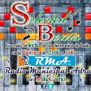 Selected Beats 001 en Radio Municipal de Adra [3-2-2012] Hora 1