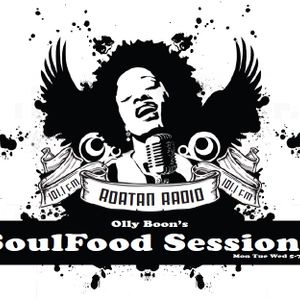 SoulFood Sessions with Mix from Solo Moderna