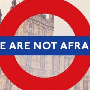 WE ARE NOT AFRAID 2017