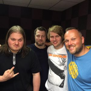 The Sonic Revolvers  live on HCR 2nd Aug 2015