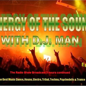 Energy Of The Sound 001-D.J.Man